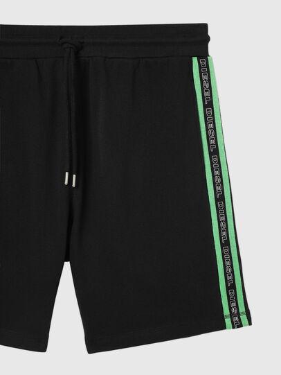 Diesel - UMLB-EDDY, Negro/Verde - Pantalones - Image 3