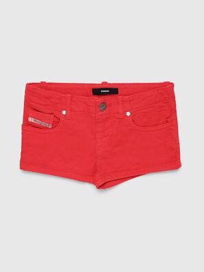 PRIRAZ-N, Rojo - Shorts