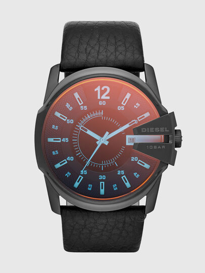 Diesel - DZ1657, Negro - Relojes - Image 1