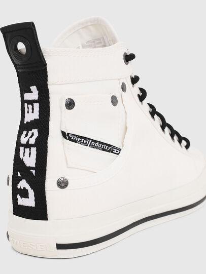 Diesel - EXPOSURE I, Blanco - Sneakers - Image 4