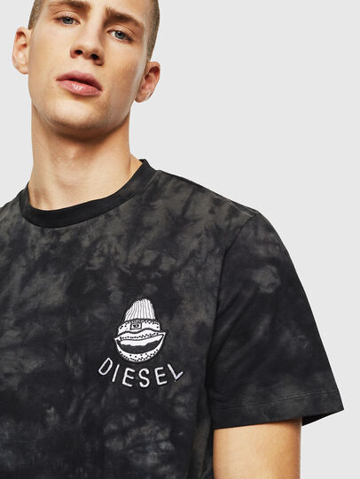 Diesel - BMOWT-JUST-B, Negro - Out of water - Image 4