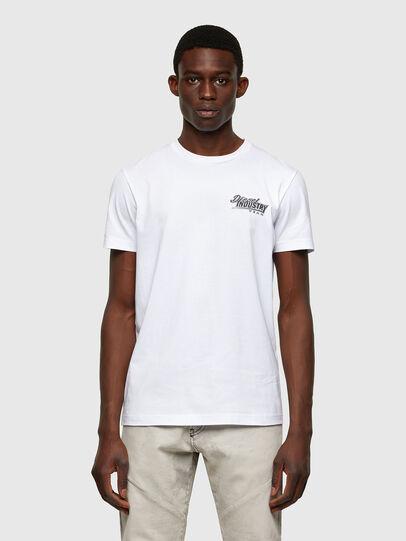 Diesel - T-DIEGOS-K42, Blanco - Camisetas - Image 1