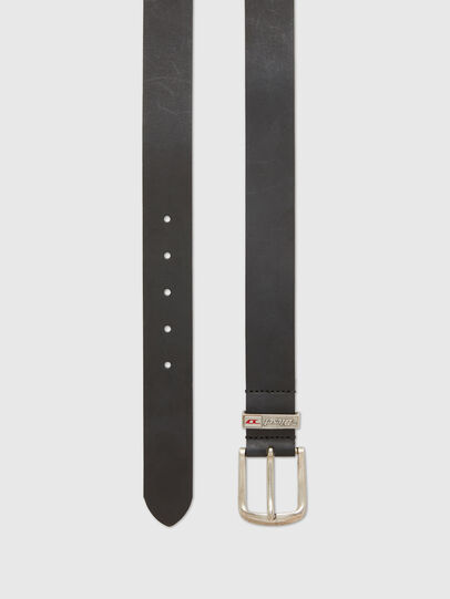 Diesel - B-FORT, Negro - Cinturones - Image 3