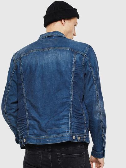 Diesel - NHILL JOGGJEANS, Blue Jeans - Chaquetas de denim - Image 2