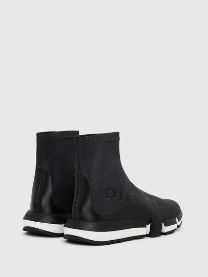 Diesel - H-PADOLA HIGH SOCK W, Negro - Sneakers - Image 3
