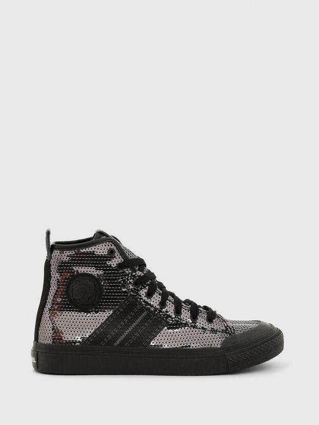 S-ASTICO MC W, Negro - Sneakers