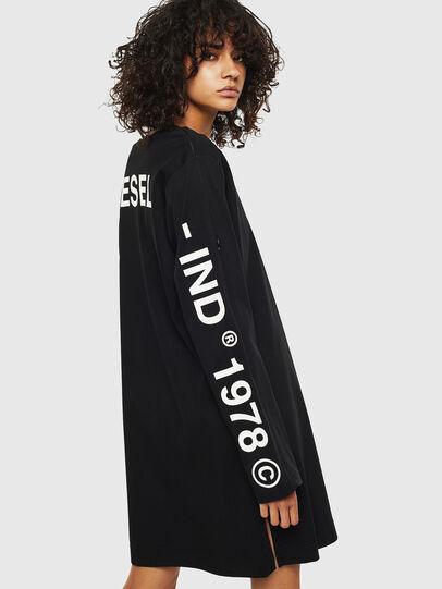 Diesel - T-ROSY, Negro - Camisetas - Image 2