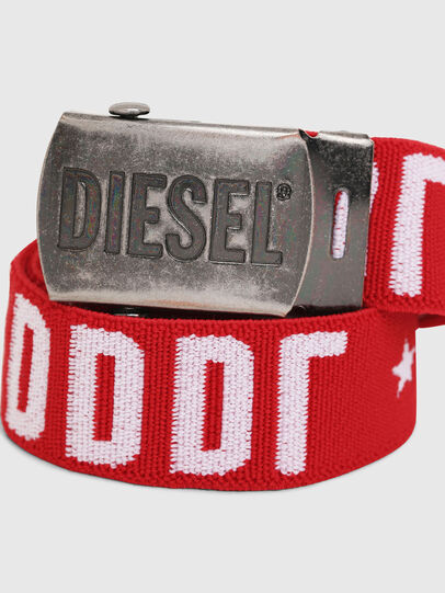 Diesel - BARTY, Rojo/Blanco - Cinturones - Image 2