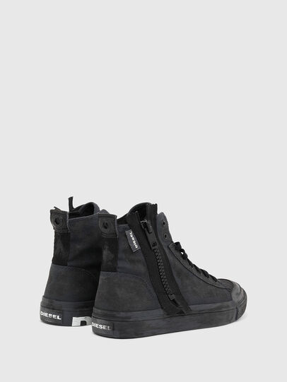 Diesel - S-ASTICO MID ZIP SP, Negro - Sneakers - Image 3