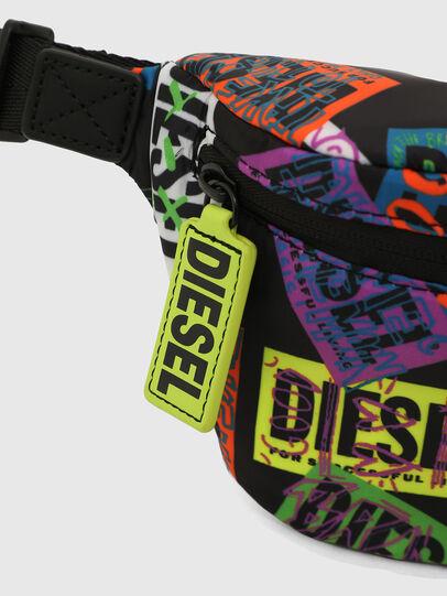 Diesel - DRAWBELT, Negro - Bolsos - Image 5