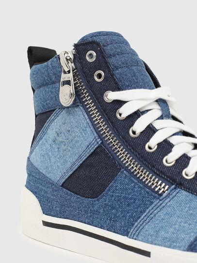 Diesel - S-DVELOWS MID CUT, Azul - Sneakers - Image 4