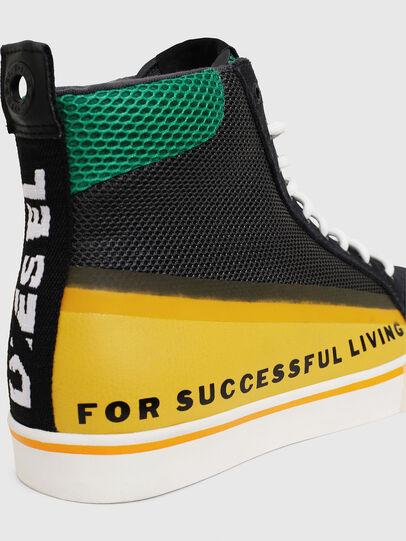 Diesel - S-DVELOWS MID, Multicolor/Negro - Sneakers - Image 4