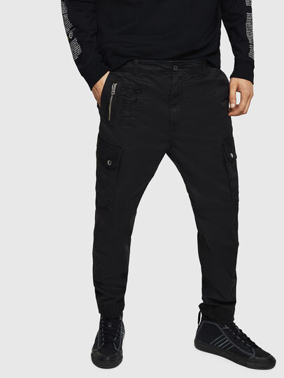 Diesel - P-PHANTOSKY, Negro - Pantalones - Image 1
