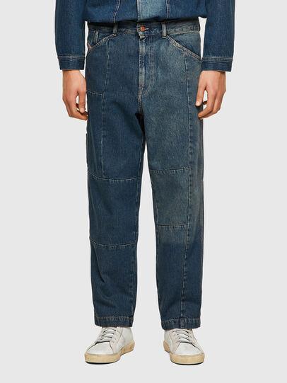 Diesel - D-FRAN-SP, Azul medio - Pantalones - Image 1