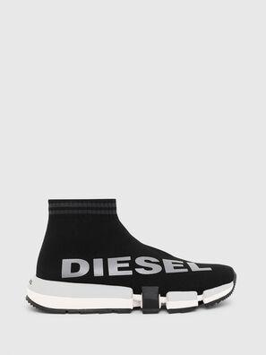 H-PADOLA MID SOCK W, Negro - Sneakers