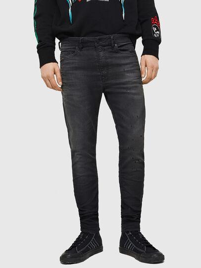 Diesel - Spender JoggJeans 069GN, Negro/Gris oscuro - Vaqueros - Image 1