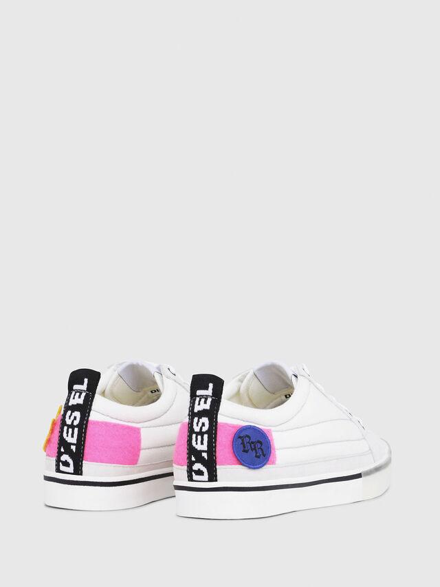 Diesel - D-VELOWS LOW PATCH W, Blanco - Sneakers - Image 3