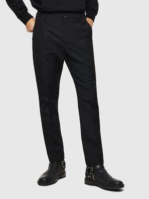 P-JARED-WOOL, Negro - Pantalones