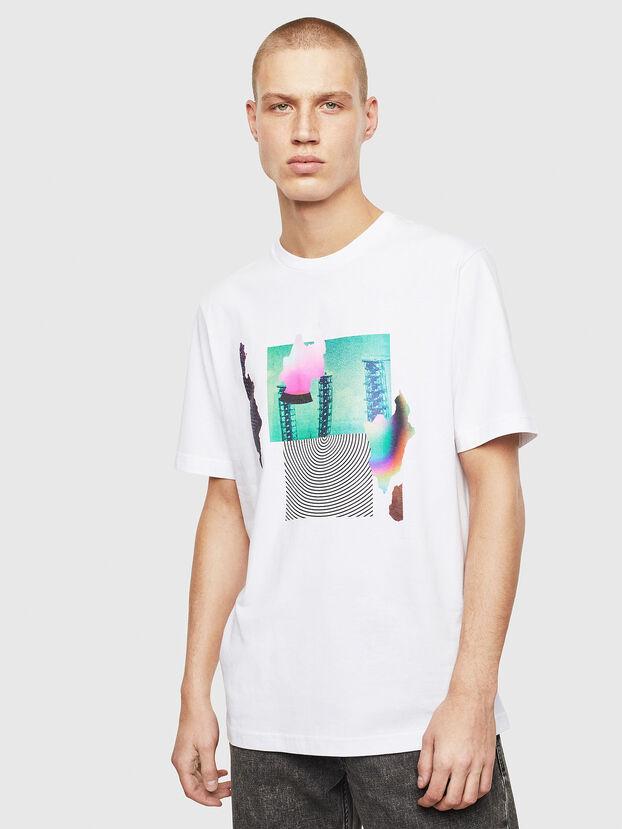 T-JUST-T25, Blanco - Camisetas