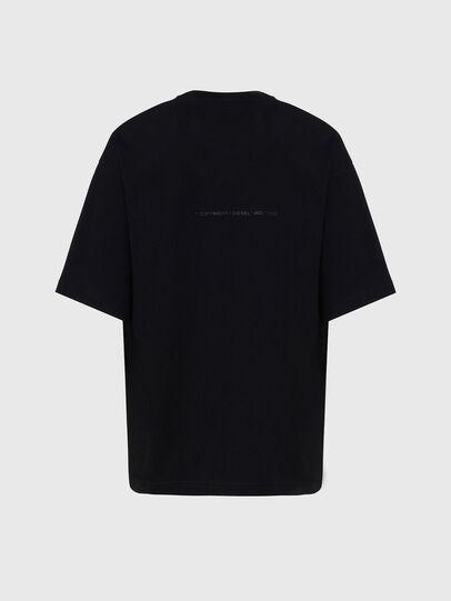 Diesel - T-BALL-X1, Negro - Camisetas - Image 2
