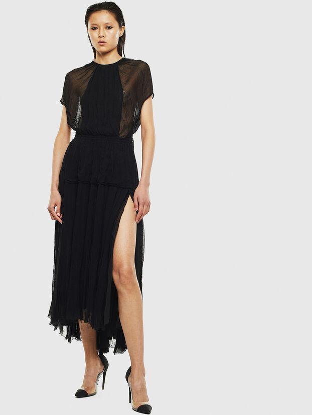 D-TANGI, Negro - Vestidos