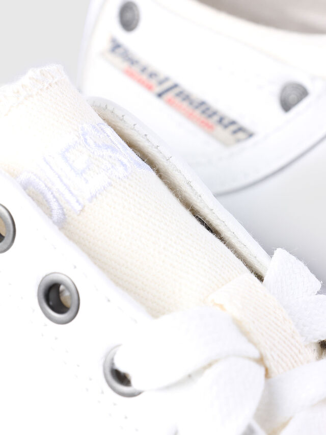 Diesel EXPOSURE IV LOW  W, Blanco - Sneakers - Image 6