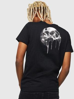T-DIEGO-J10, Negro - Camisetas