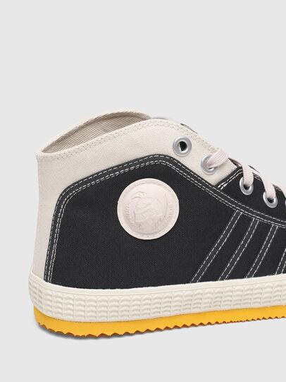 Diesel - S-YUK MC, Negro/Amarillo - Sneakers - Image 6
