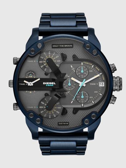 Diesel - DZ7414, Azul/Negro - Relojes - Image 1