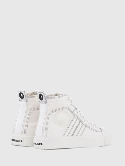 Diesel - S-ASTICO MID LACE W, Blanco - Sneakers - Image 3