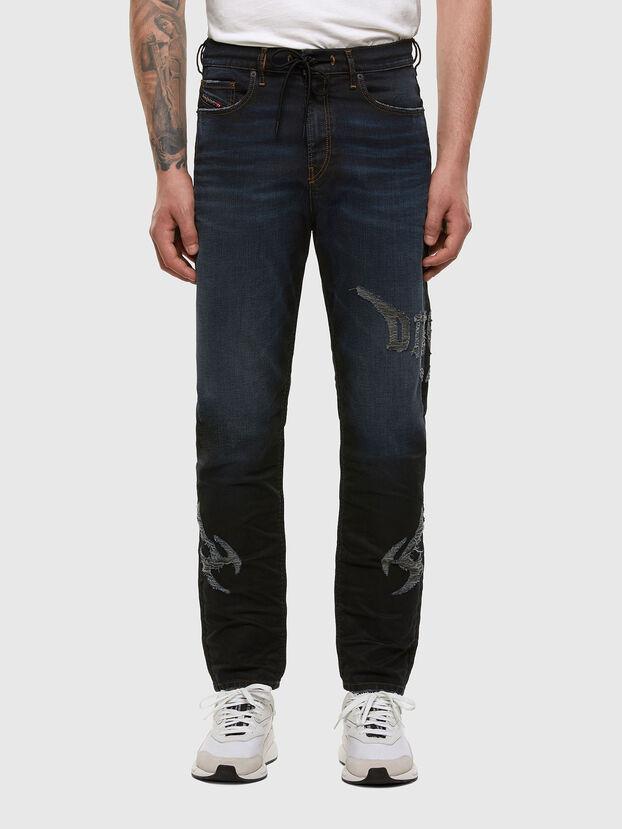 D-Vider JoggJeans 009HE, Azul Oscuro - Vaqueros