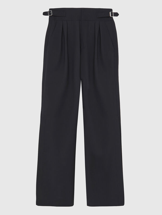 P-LOCO, Negro - Pantalones