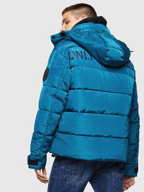 W-SMITH-YA-WH, Azul Marino - Chaquetones de invierno