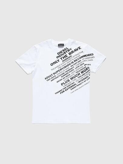 Diesel - TDIEGOS3, Blanco - Camisetas y Tops - Image 1