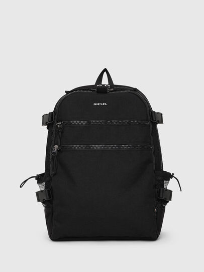 Diesel - F- URBHANITY BACK, Negro - Mochilas - Image 1