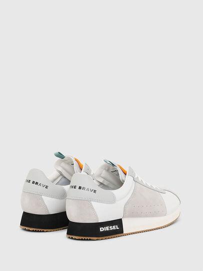 Diesel - S-PYAVE LC, Blanco/Gris - Sneakers - Image 3