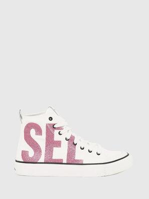 S-ASTICO MC W, Blanco/Rosa - Sneakers