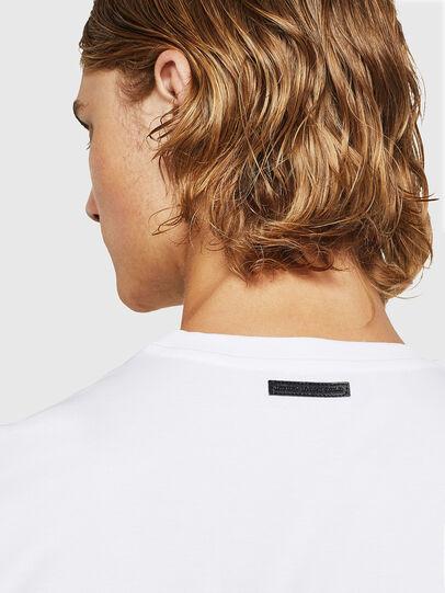 Diesel - TY-X1, Blanco - Camisetas - Image 3
