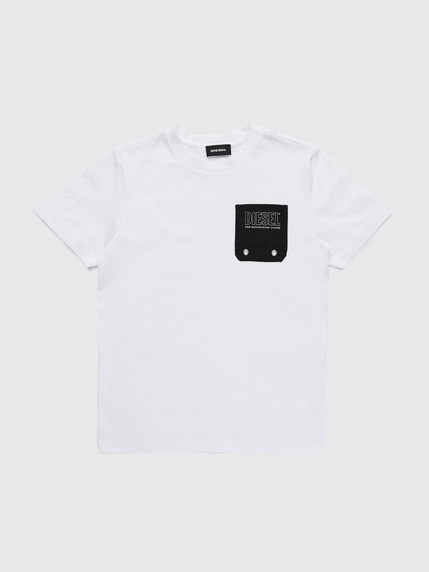 TBMOW, Blanco/Negro - Camisetas y Tops