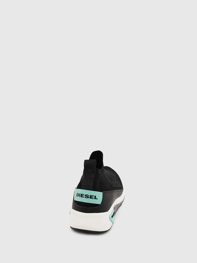 Diesel - S-KB SOCK QB W, Negro - Sneakers - Image 4