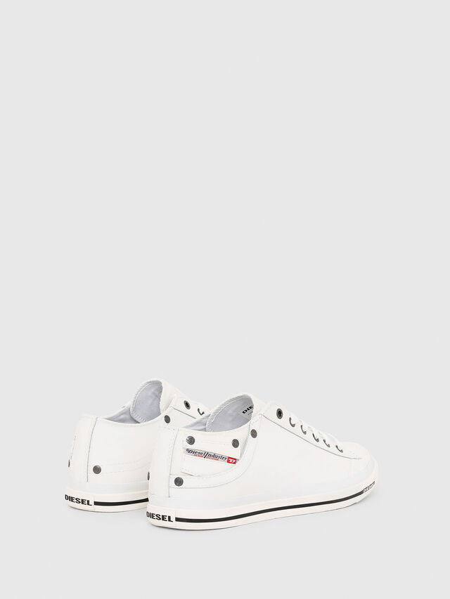 Diesel - EXPOSURE LOW I, Blanco - Sneakers - Image 3