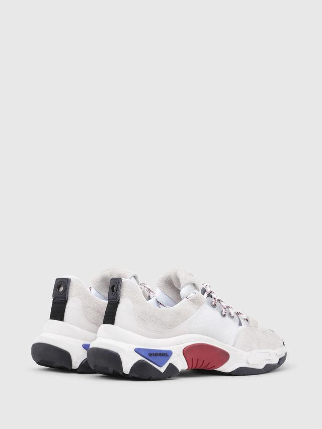 Diesel - S-KIPPER LOW LACE, Blanco - Sneakers - Image 3