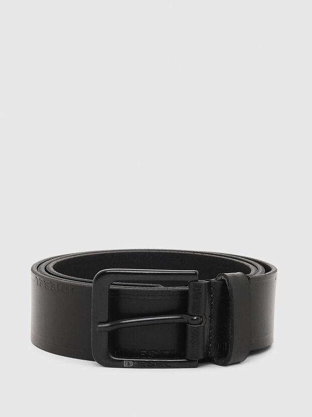 B-MARTI, Negro - Cinturones