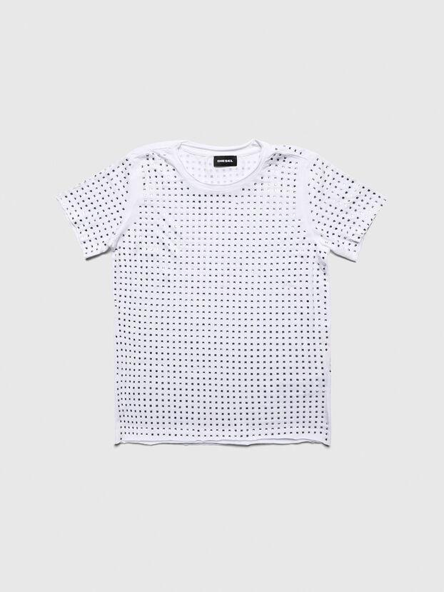 TJRATY, Blanco - Camisetas y Tops