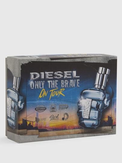 Diesel - ONLY THE BRAVE 75 ML GIFT SET, Celeste - Only The Brave - Image 3
