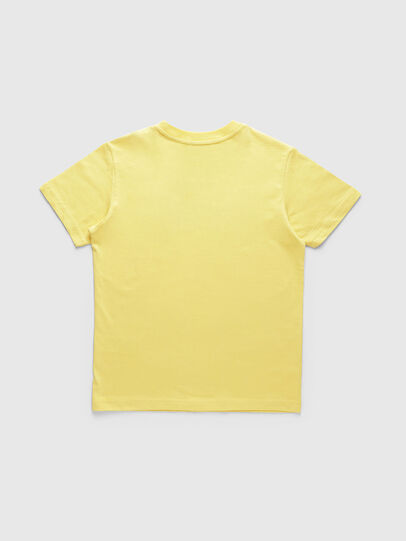 Diesel - TJUSTDIVISION, Amarillo - Camisetas y Tops - Image 2