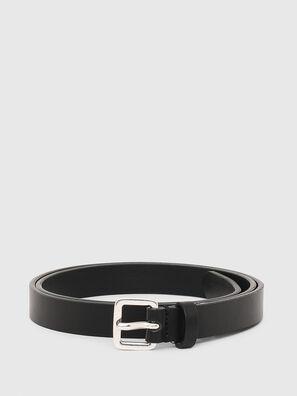 B-LOWGO, Negro - Cinturones