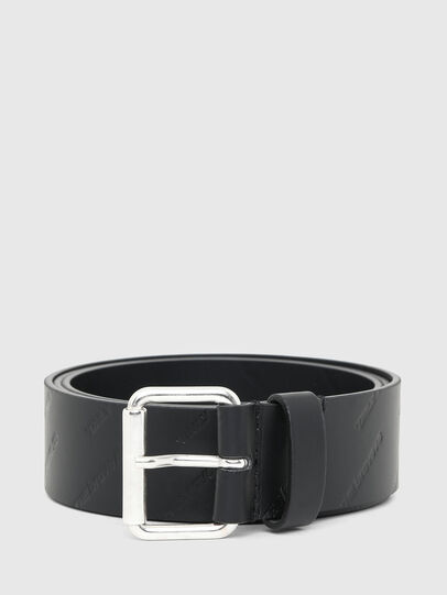 Diesel - B-OLLY, Negro - Cinturones - Image 1
