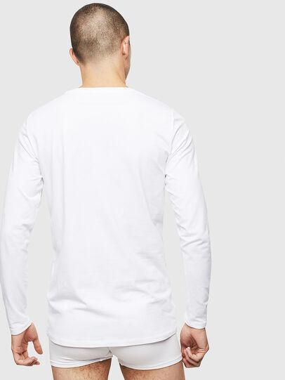 Diesel - UMTEE-JODY, Blanco - Camisetas - Image 2
