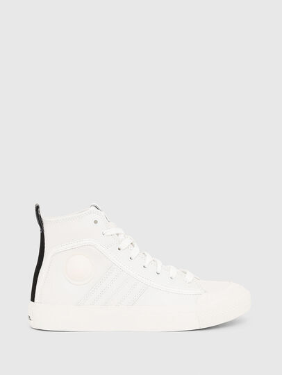Diesel - S-ASTICO MID LACE W, Blanco - Sneakers - Image 1